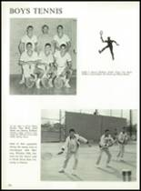 1966 Denison High School Yearbook Page 176 & 177