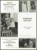 1966 Denison High School Yearbook Page 184 & 185