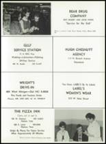 1966 Denison High School Yearbook Page 190 & 191