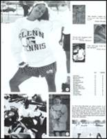 1993 John Glenn High School Yearbook Page 40 & 41