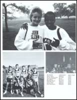 1993 John Glenn High School Yearbook Page 42 & 43
