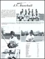 1993 John Glenn High School Yearbook Page 58 & 59