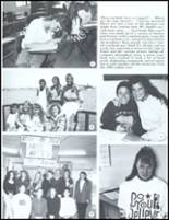 1993 John Glenn High School Yearbook Page 82 & 83