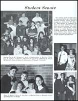 1993 John Glenn High School Yearbook Page 86 & 87