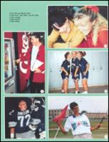 1993 John Glenn High School Yearbook Page 116 & 117