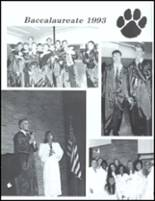 1993 John Glenn High School Yearbook Page 120 & 121