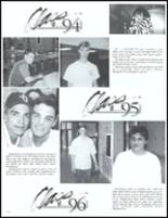 1993 John Glenn High School Yearbook Page 124 & 125