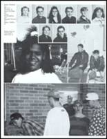 1993 John Glenn High School Yearbook Page 140 & 141