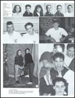 1993 John Glenn High School Yearbook Page 142 & 143