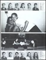 1993 John Glenn High School Yearbook Page 156 & 157