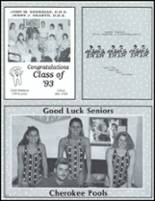 1993 John Glenn High School Yearbook Page 168 & 169