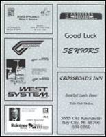 1993 John Glenn High School Yearbook Page 176 & 177