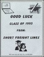1993 John Glenn High School Yearbook Page 184 & 185
