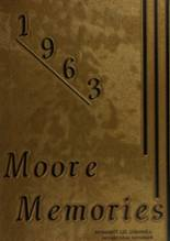 1963 Yearbook Bishop Moore High School