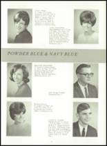 1968 Stanton High School Yearbook Page 10 & 11