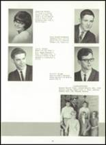 1968 Stanton High School Yearbook Page 14 & 15