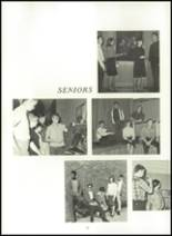 1968 Stanton High School Yearbook Page 16 & 17