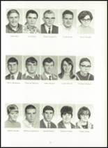 1968 Stanton High School Yearbook Page 24 & 25