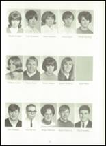 1968 Stanton High School Yearbook Page 26 & 27
