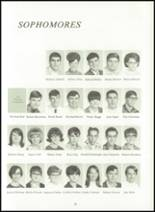 1968 Stanton High School Yearbook Page 28 & 29