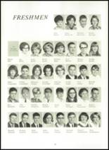 1968 Stanton High School Yearbook Page 32 & 33