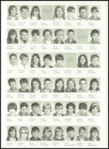 1968 Stanton High School Yearbook Page 34 & 35