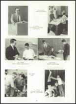 1968 Stanton High School Yearbook Page 44 & 45