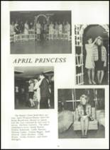 1968 Stanton High School Yearbook Page 54 & 55