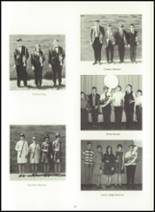 1968 Stanton High School Yearbook Page 64 & 65