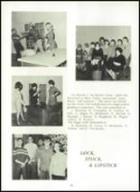 1968 Stanton High School Yearbook Page 66 & 67