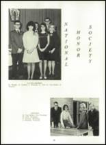 1968 Stanton High School Yearbook Page 70 & 71
