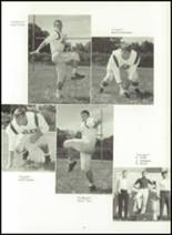 1968 Stanton High School Yearbook Page 80 & 81