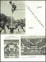 1968 Stanton High School Yearbook Page 92 & 93