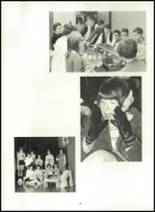 1968 Stanton High School Yearbook Page 98 & 99