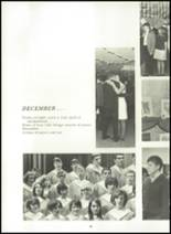 1968 Stanton High School Yearbook Page 100 & 101