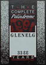1991 Yearbook Glenelg High School