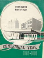 1968 Yearbook Port Huron High School