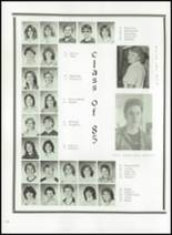 1984 Princeton High School Yearbook Page 14 & 15