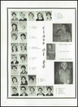 1984 Princeton High School Yearbook Page 16 & 17