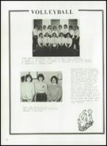 1984 Princeton High School Yearbook Page 24 & 25