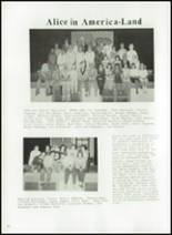 1984 Princeton High School Yearbook Page 34 & 35