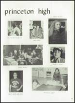1984 Princeton High School Yearbook Page 42 & 43