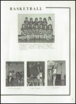 1984 Princeton High School Yearbook Page 54 & 55