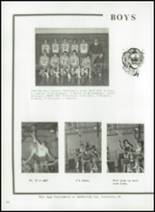 1984 Princeton High School Yearbook Page 56 & 57