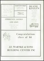 1984 Princeton High School Yearbook Page 70 & 71