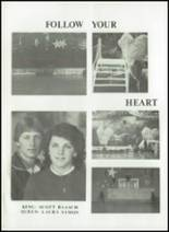1984 Princeton High School Yearbook Page 88 & 89