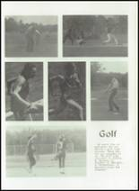 1984 Princeton High School Yearbook Page 90 & 91