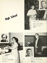 1954 Montrose High School Yearbook Page 14 & 15