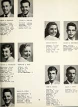 1954 Montrose High School Yearbook Page 22 & 23