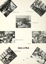 1954 Montrose High School Yearbook Page 32 & 33
